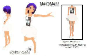 MMD Outfit K001 by FaiyeeMMD