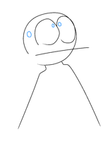 animated expression test by LinkMeToYourLeader
