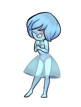 Blue Pearl by Biittle