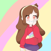 Criticism please? ~Mabel pines~ by Omocup