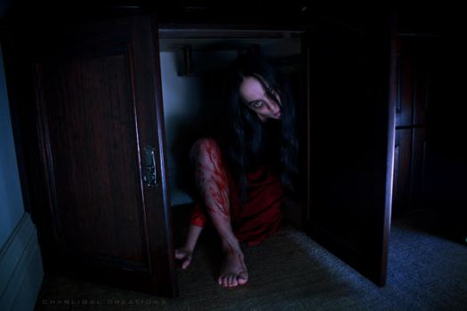 Night Terrors III by charligalphotography
