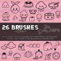 Brushes Cute by PrettyLadybug093
