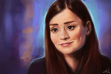 Clara Oswald -- Doctor Who by MrBorsch