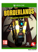 Borderlands Pandora Collection by KrokoZero