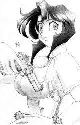 Gunsmith Cats 1 by Trising