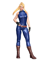 [VF5] Sarah Bryant Default by PiettraMarinetta