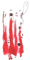 Ghosts in the Red by brobe