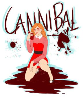 Cannibal by StrikeRedkite