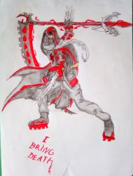 Shadow Reaper The Bringer of Death by sword40