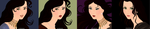 Morgana's stages by SingerofIceandFire