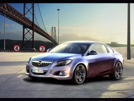 Opel Insignia by NeneDs
