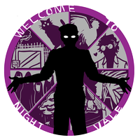 WELCOME TO NIGHT VALE by Vasheren