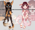 Eliore Guest adopt batch! CLOSED by KindoLame