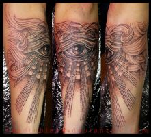 eye lines by Benjamin Otero by needtobleed