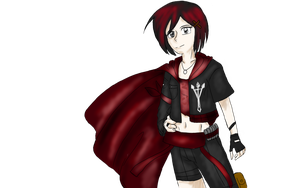 Request from friend- Ruby Rose by s0ph14luvukn0w