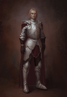 knight by Llyncis