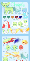 Cheny Species by FishOuO