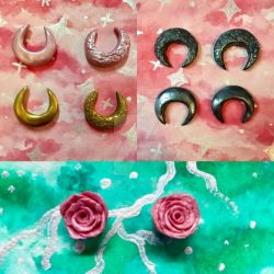 Sailor Moon Cosplay Accessories by ColorfulCupcakez
