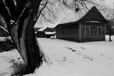 Abandoned village in Belarus by TriwioMegram