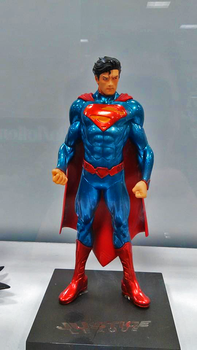 Superman Action Figure by ThatTMNTchick