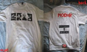 Depche Mode T-Shirt FINISHED by Eagly92