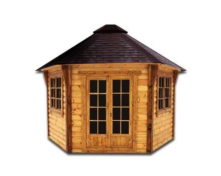 Wooden-House-PNG by yotoots