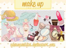 Make up - Cosmeticos by MisaoMoshita
