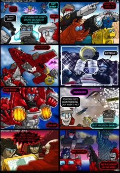 Transformers: Vacation Prt3 by botmaster2005