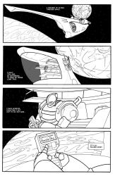 6-Hour Comics Fallen Ambition1 by SamGarland