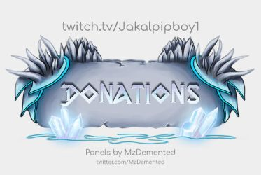 Twitch Panel for Jakalpipboy1 by MzDemented