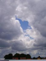 storm clouds2 by marlene-stock