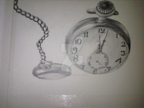 Pocket Watch by Josieharding