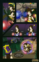 LoLz Comic Entry: Sivir's New Defense by Laxia