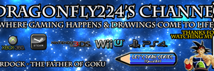 Bardock Youtube 2013 Banner[Dragonfly] by Dragonfly224