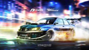 Speedhunters Subaru Impreza STI _ Need for speed T by yasiddesign