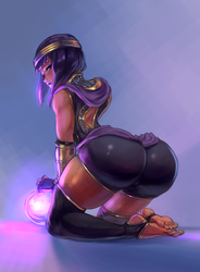 Menat #3 by cutesexyrobutts