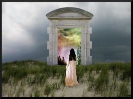 Archway to Heaven by QueenOftheNight341