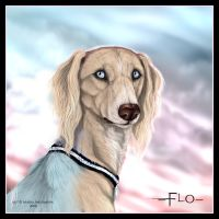 Flo by Yellow-eyes