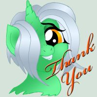 Thank You by SilverStarlet