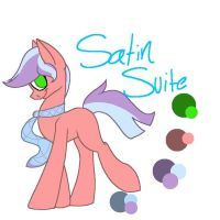 Satin Suite by SpaazleDazzle