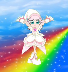 Magical DoReMi/MLP - Fluffle Puff by RoyaleAnimeQueen