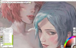 Patreon August stuff teaser by whiskypaint