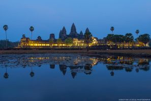 Cambodia | Angkor Wat by lux69aeterna