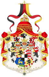 CoA German Emperor (A Greater Germany) by TiltschMaster