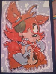 Have some more Foxy! :D by SilvaLucyStar