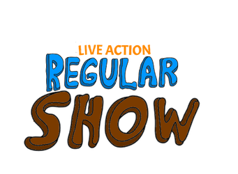 Live Action Regular Show New Logo (Episodes 3-12) by jared33