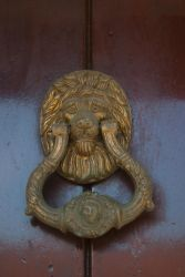 The doorknocker by steppeland