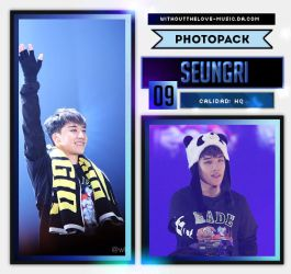 Seungri #1 (BIG BANG) |PHOTOPACK| by WithoutTheLove-Music
