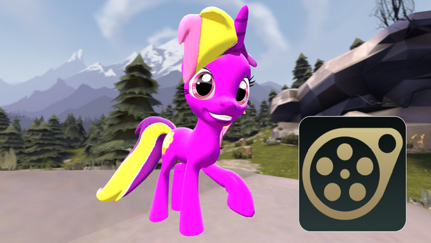 Sfm Muffin Sweet Oc Dl (request) by jimmythepony