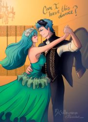 Dance With Me by Kathyana